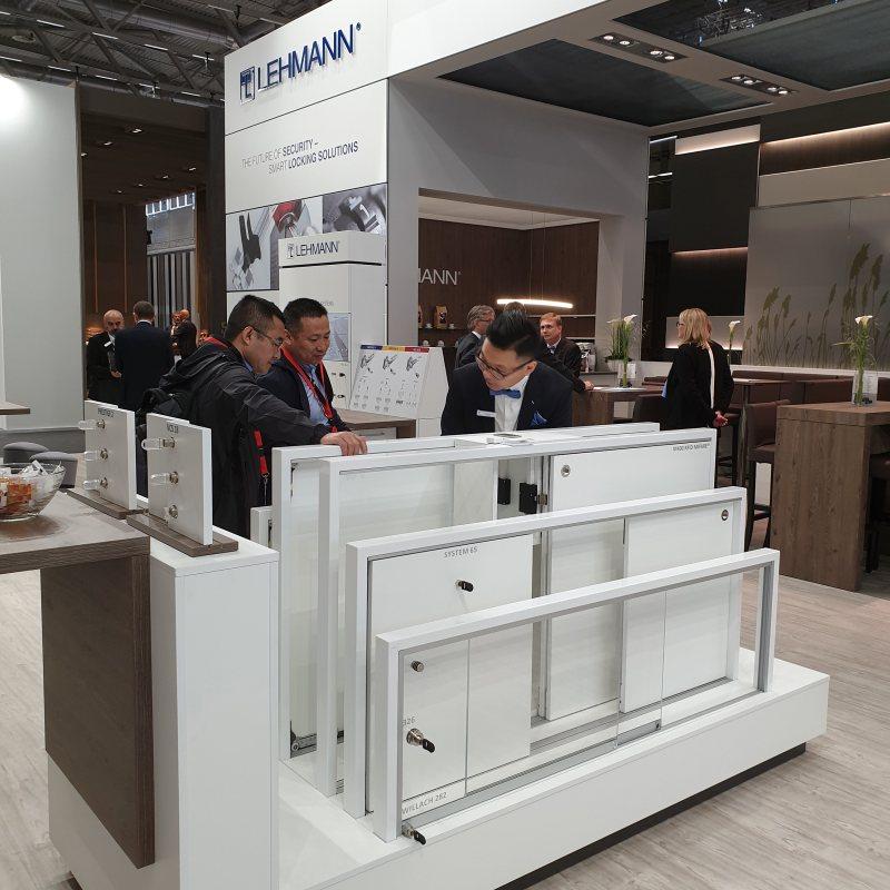 Mit der neuen Standarchitektur schaffte es das Unternehmen, neue Interessengruppen anzuziehen. Bild: Lehmann