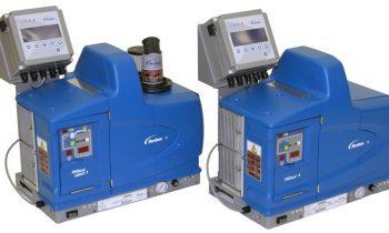 Das »ProBlue«-ATS-Schmelzgerät mit Adhesive Tracking System von Nordson liefert Klebstoffverbrauchsmengen pro Werkstück beziehungsweise Bauteil. Bild: Nordson