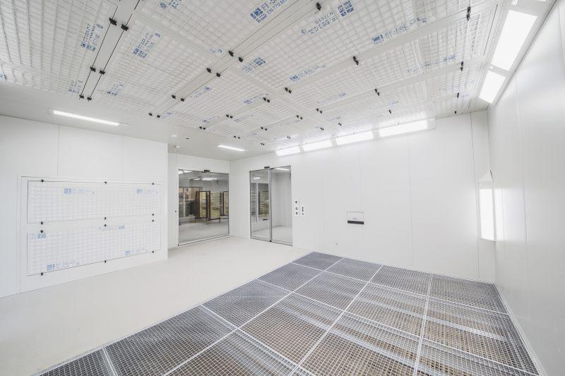 Beim Spritzraum wurde von Scheuch Ligno eine Abluft- und Zuluftanlage eingerichtet, die eine Wärmerückgewinnung von rund 70 Prozent sicherstellt. Bild: Scheuch Ligno