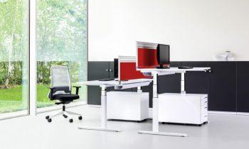 Mit Einführung eines neuen ERP-Systems hat Reiss Büromöbel die Grundlage für die Neuausrichtung der Organisationsstrukturen geschaffen und kann eine wirtschaftliche Losgröße-1-Fertigung sicherstellen. Bild: Vlex