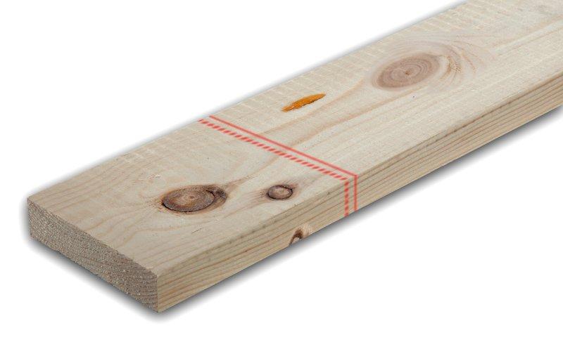 Das »Wood Scanning System« ermittelt mittels Linien- und Punktlaser Holzmerkmale, Geometrie und Dimensionen der Werkstücke. Bild: Paul