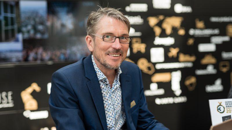 Der neue Geschäftsführer Norbert Poppenborg (Bild: ambigence).