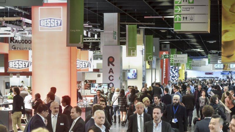 Findet erst wieder 2022 statt: die »Internationale Eisenwarenmesse« (Bild: Koelnmesse / Internationale Eisenwarenmesse).