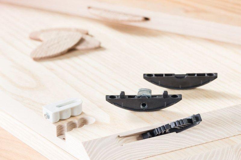 Die Lamello AG konzentriert sich künftig auf Systemlösungen für Holzverbindungen (Bild: Lamello).