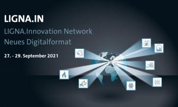 Das Digitalevent behandelt die Fokusthemen der »Ligna« (Bild: Deutsche Messe AG).